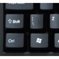 105 key UK layout mechanical USB keyboard, flag logo