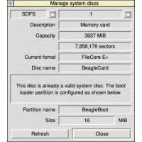 SystemDisc disc tool