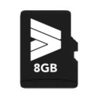 Debian Buster 8GB micro SD card
