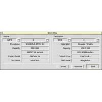 CloneDisc disc tool